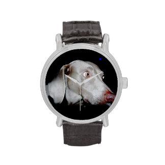 The Weimaraner Wrist Watches