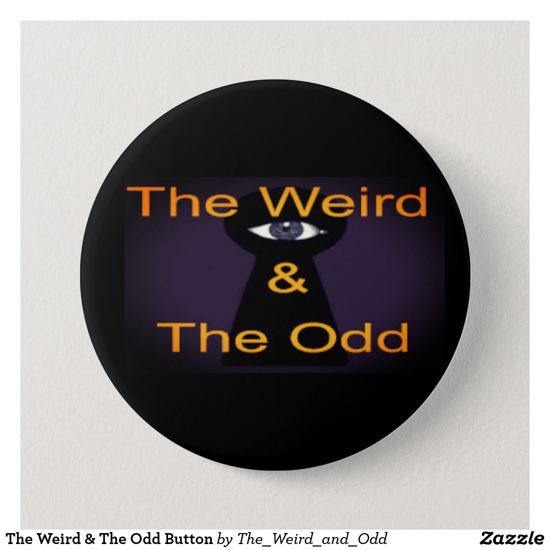 The Weird & The Odd Button