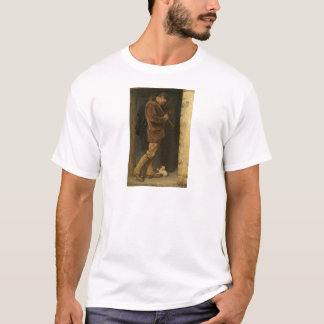 The Welcome by Briton Riviere T-Shirt