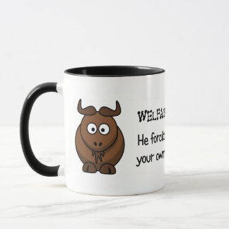 The welfare state is concerned with your wellbeing mug