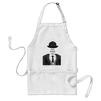 The Well Dressed Pet Apron