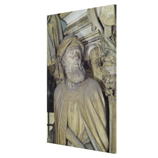 The Well of Moses Canvas Print