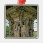 The Well of Moses, David and Moses, 1395-1404 (sto Ornament
