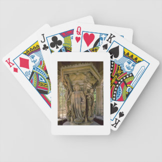 The Well of Moses: David and other prophets, 1395- Bicycle Playing Cards