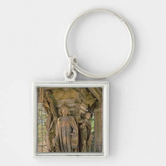 The Well of Moses: David and other prophets, 1395- Keychain