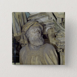 The Well of Moses Pinback Button