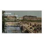The well of the samaritan (Shechem), Napulus, Holy Business Card