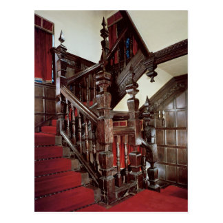 The Well staircase, c.1600 Postcard