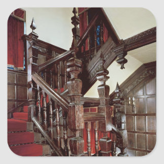 The Well staircase c 1600 Sticker