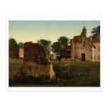 The Wells of Hougoumont, Waterloo, Belgium Post Card