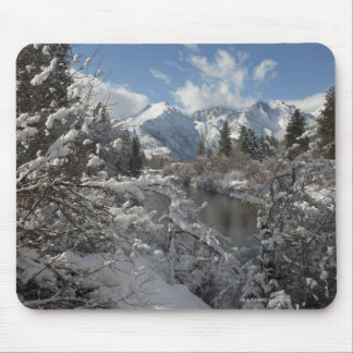 The Wenatchee River and the foothills of the Mouse Pad