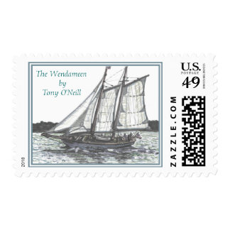 The Wendameen By Tony O'Neill Postage