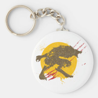 The Werewolf Keychain