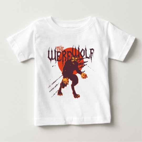 The Werewolf: Lycan Baby T-Shirt