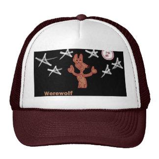 The Werewolf Trucker Hat