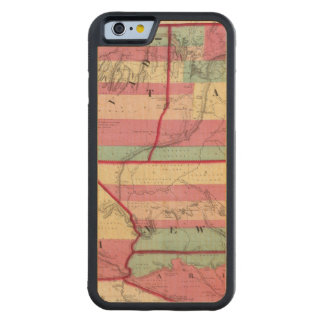 The West Carved Maple iPhone 6 Bumper Case