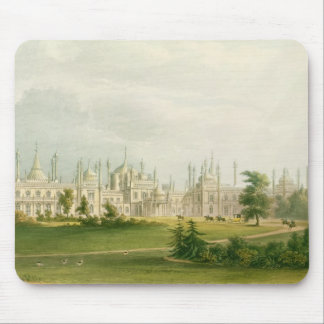 The West Front, from 'Views of the Royal Pavilion, Mouse Pad