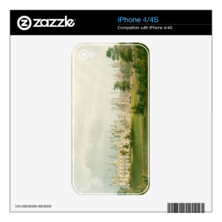 The West Front, from 'Views of the Royal Pavilion, Skins For iPhone 4