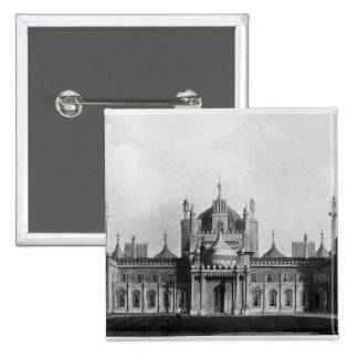 The West Front of the Brighton Pavilion Button