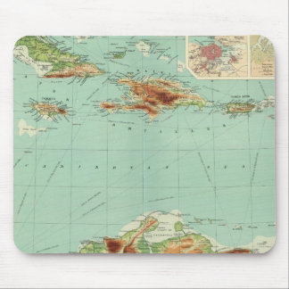 The West Indies 2 Mouse Pad