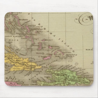 The West Indies Mouse Pad
