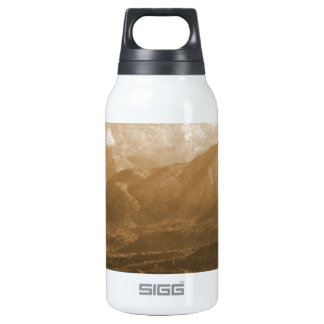 The west insulated water bottle