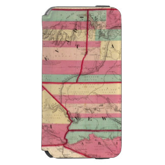 The West iPhone 6/6s Wallet Case