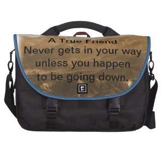 The west laptop bags