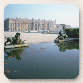 The West or Garden Facade viewed from the Parterre Beverage Coaster