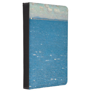 The West Wind Isle of Shoals by Childe Hassam Kindle Cover