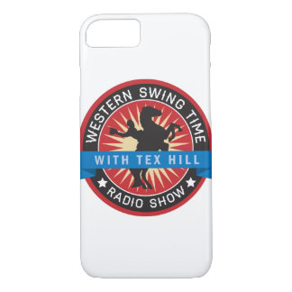 The Western Swing Time Radio Show Phone Case