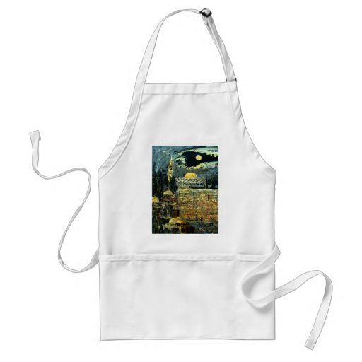 The Western Wall in Jerusalem Aprons