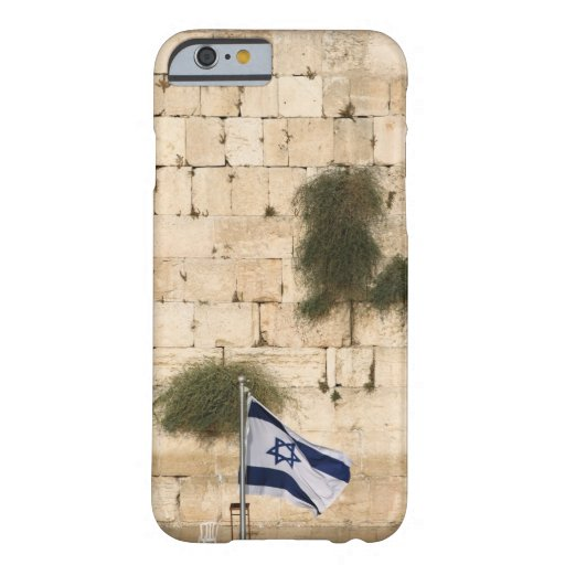 The Western Wall, Jerusalem iPhone 6 Case