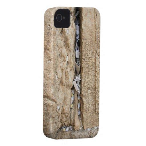 The Western Wall, Jerusalem Case-Mate iPhone 4 Case