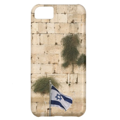 The Western Wall, Jerusalem iPhone 5C Covers
