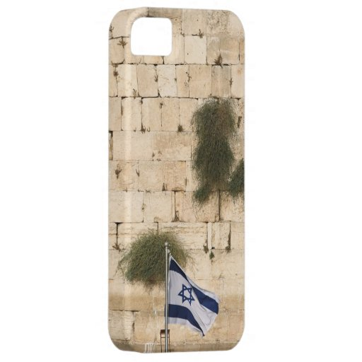 The Western Wall, Jerusalem iPhone 5 Covers