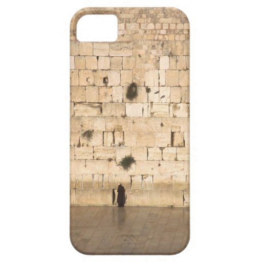 The Western Wall, Jerusalem iPhone 5 Cover