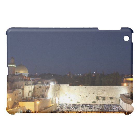 The Western Wall, Jerusalem iPad Mini Cases