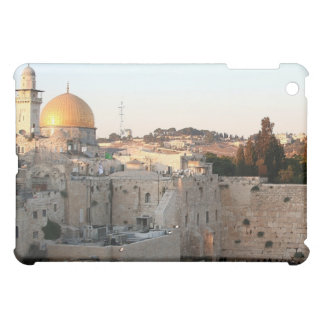 The Western Wall, Jerusalem iPad Mini Covers