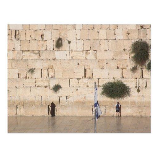 The Western Wall (Kotel), Jerusalem Postcards