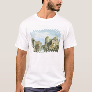 The Westgate, Canterbury (bodycolour on paper) T-Shirt