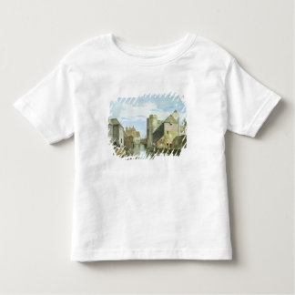 The Westgate, Canterbury (bodycolour on paper) Toddler T-shirt