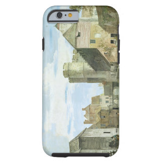 The Westgate, Canterbury (bodycolour on paper) Tough iPhone 6 Case