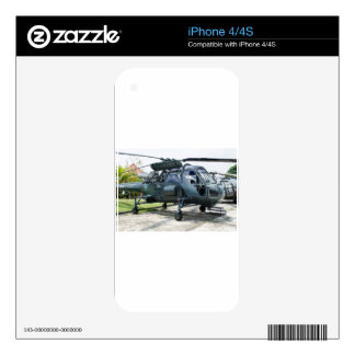 The Westland Wasp iPhone 4 Skins