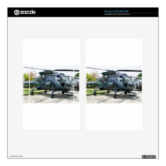 The Westland Wasp Kindle Fire Decals