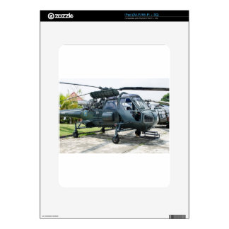 The Westland Wasp Decals For The iPad