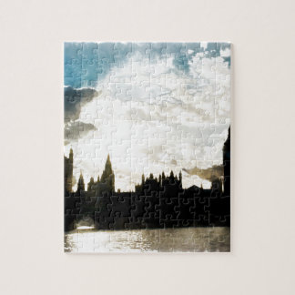 The Westminster Palace in London Jigsaw Puzzle