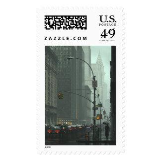 The wet bird postage