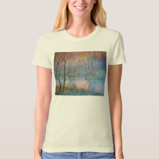The Wetlands at Sunset Tshirt