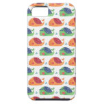 The Whale Pattern iPhone 5 Covers